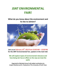 Environmental Fair Poster